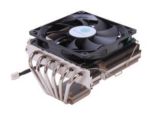 SILVERSTONE NT06-PRO Low Profile CPU Cooler with Thin 120mm fan