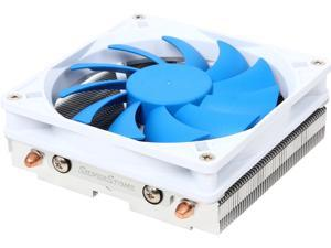 SilverStone Argon Series AR05 Rifle Bearing CPU Cooler with 92mm Fan for Socket LGA1155/1156/1150, AM2/AM3/FM1/FM2