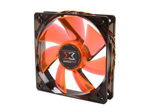 XIGMATEK XLF-F1253 4 white LED Case cooler