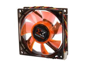 XIGMATEK XLF-F8253 4 white LED LED Case Fan