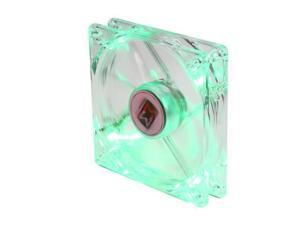 XIGMATEK Cooling System Crystal Series CLF-F1253 Green LED Case cooler
