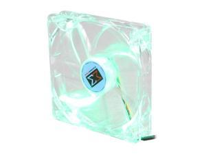 XIGMATEK Cooling System Crystal Series CLF-F1453 Green LED Case cooler