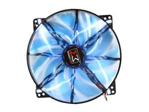 XIGMATEK XLF-F2006 White LED Case cooler