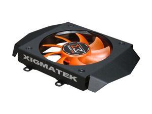 XIGMATEK HDC-D802 Aluminum Hard Drive Cooler for HDD Bay