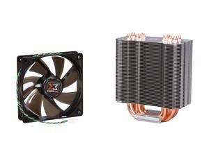 XIGMATEK Aegir SD128264 Mega Killer Double HDT 120mm Long Life Bearing CPU Cooler Dual Fan LGA 2011 I7 i5 775 1155 1156 1150 ...