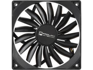 Prolimatech PRO-USV12-BK 120mm Ultra Sleek Vortex Case Fan (BLack)