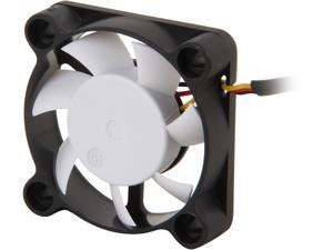 Fractal Design Silent Series R2 Black/White Silence-Optimized 40mm Case Fan