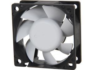 Fractal Design Silent Series R2 Black/White Silence-Optimized 60mm Case Fan