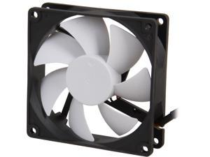 Fractal Design Silent Series R2 Black/White Silence-Optimized 92mm Case Fan