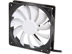 Fractal Design Silent Series R2 Black/White Silence-Optimized 120mm Case Fan