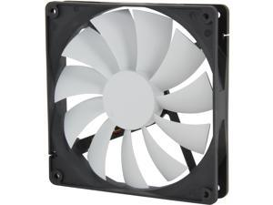 Fractal Design Silent Series R2 Black/White Silence-Optimized 140mm Case Fan