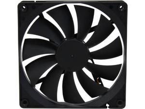 Fractal Design Silent Series R2 Black Edition Silence-Optimized 140mm Case Fan