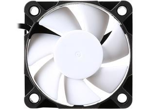 Fractal Design Silent Series R3 Black/White Silence-Optimized 50mm Case Fan