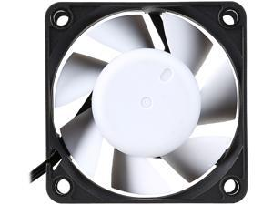 Fractal Design Silent Series R3 Black/White Silence-Optimized 60mm Case Fan