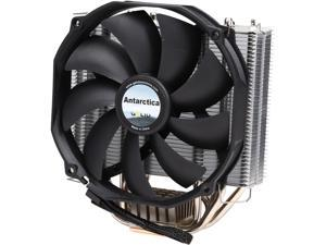 Gelid Solutions Antarctica CPU Cooler, 5 Heatpipe with Silent 14 PWM Fan