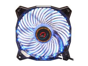 LEPA Casino 1C (LPVC1C12P-BL) 120mm Blue LED Case Fan