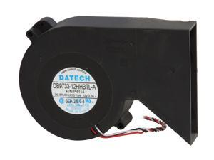 Datech DB9733-12HHBTL-A DC 12V System Blower