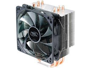 DEEPCOOL GAMMAXX 400 CPU Cooler 4 Heatpipes 120mm PWM Fan with Blue LED