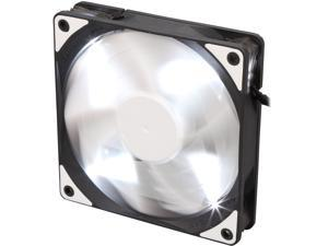 DEEPCOOL TF120 WHITE - FDB Bearing 120mm WHITE LED Silent PWM Fan for Computer Cases