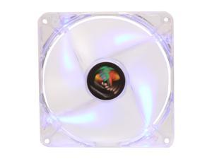 LOGISYS Computer CF140BL Blue Quad LED Case Fan