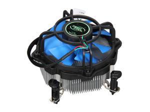 LOGISYS Computer THETA 7 IC207 92mm Hydro Bearing Intel LGA 1156 CPU Cooler
