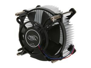 LOGISYS Computer ALPHA 6 IC106 92mm Hydro Bearing Intel LGA 775 CPU Cooler