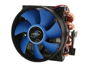 LOGISYS Computer BETA 400 ST AC4400BT 92mm Hydro Bearing AMD CPU Cooler