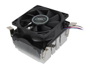 LOGISYS Computer IC001 80mm Hydro Bearing Warrior Caesar CPU Cooler