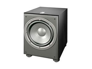 JBL Northridge E E250P 12-Inch Powered Subwoofer With 250-Watt Digital Amplifier Single