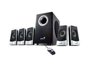 Genius SW-5.1 3000 5.1 6-piece PC gaming speaker system