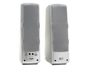 Klipsch 1001158 2.0 ProMedia Ultra Silver Speaker