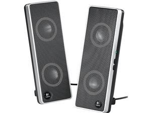 Logitech V10 2.0 USB Notebook Speakers