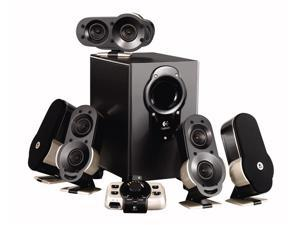 Logitech G51 5.1 Surround Sound Speakers