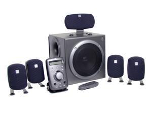 Logitech Z-680 5.1 THX Certified Speaker