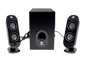 Logitech X-230 2.1 Black Speakers