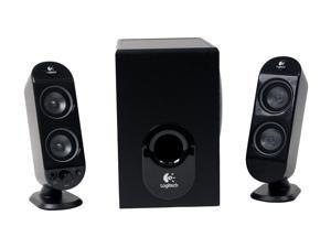 Logitech X-230 2.1 Black Speaker System - OEM