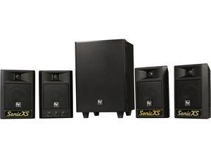 Telex Electro-Voice EV Sonic XS 4.1 Multimedia Speaker System - Black