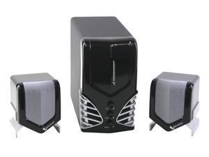 LOGISYS Computer SP6000-BK 2.1 SOHO MULTIMEDIA SPEAKER SYSTEM