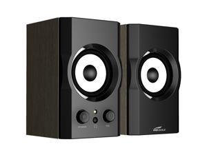Eagle ET-AR302-BK 2.0 Black Soundstage Speakers