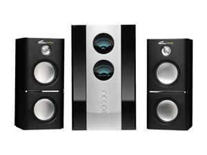 Eagle Arion ET-AR512LR-BK 2.1 Soundstage Speakers