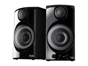 Hercules XPS 2.0 60 2.0 HiFi Inspired 2.0 Multimedia Speakers Set