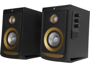 Rosewill SP-7260 2.0 Woofer Speaker System for Gaming, Music and Movies, 60 Watts RMS