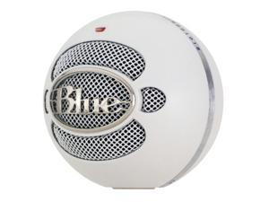 Blue Microphones Snowball White USB Connector Microphone