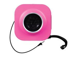 i.Sound GoSound ISOUND-1652 Speaker System - 2 W RMS - Pink