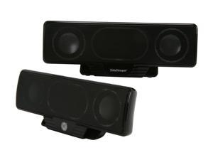 GOgroove SoundClip Portable USB-Powered Laptop Speaker System w/ Clip-On for Toshiba , Asus , Mac , Macbook Pro , HP , Samsung ...