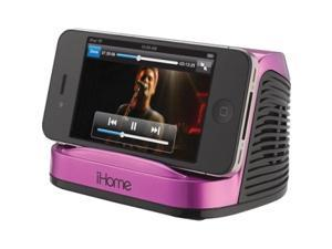 iHome iHM16 Speaker System - Neon Orange