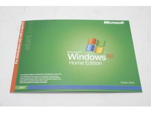 Microsoft Windows XP Home Manual