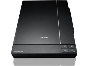EPSON FACTORY RECERTIFIED PERFECTION V33 4800X9600DPI USB FLATBED COLOR PHOTO SCANNER SAME-AS-NEW/1YR