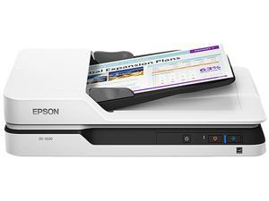 Epson WorkForce DS-1630 Flatbed Color Document Scanner (B11B239201)