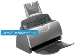 Xerox DocuMate 152 XDM152D-WU Duplex Sheetfed Document Scanner